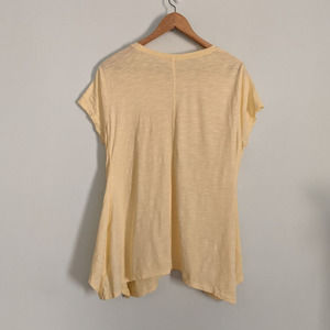 Style /& Co Women/'s Plus Size Whip-Stitch Pocket T-Shirt Tops,